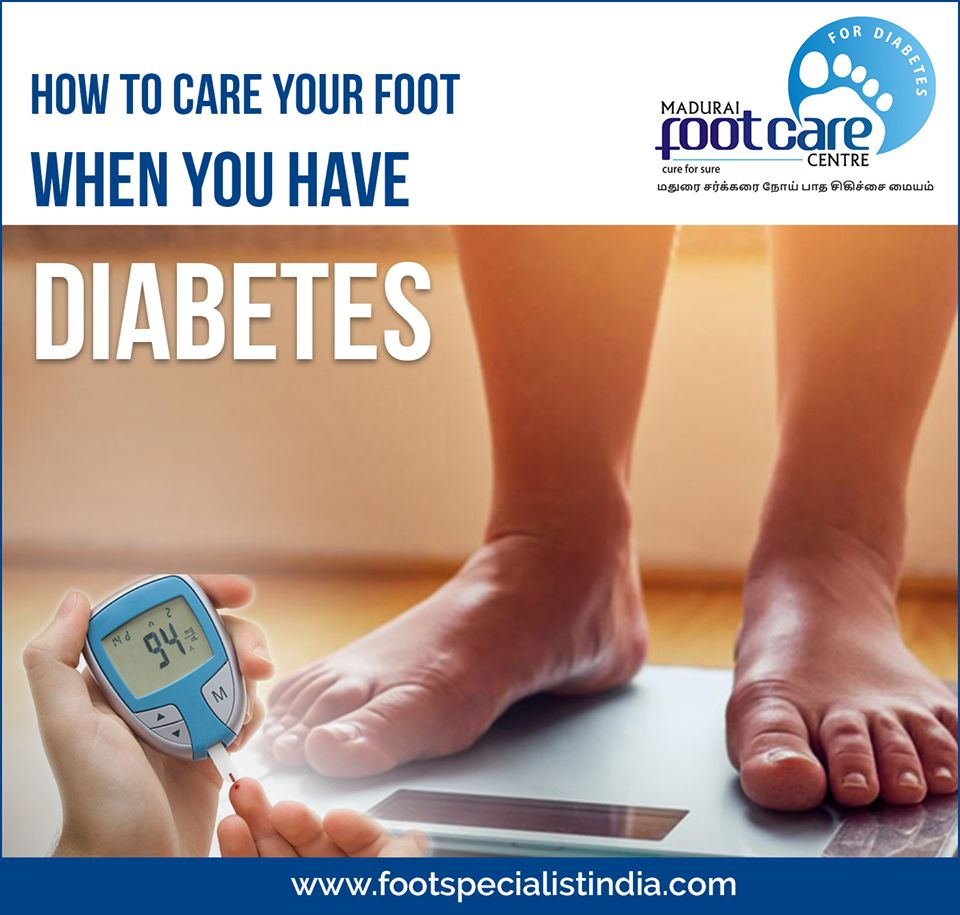 diabetic foot care clinic tamil nadu